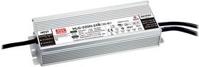 HLG-320H-42AB, AC/DC LED, блок питания для светодиодного освещения