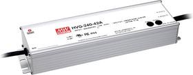 HVG-240-42A, AC/DC LED, блок питания для светодиодного освещения
