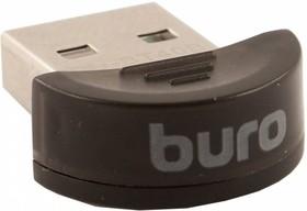Фото 1/5 Адаптер USB Buro BU-BT40B Bluetooth 4.0+EDR class 1.5 20м черный