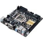 Материнская плата Asus H110I-PLUS Soc-1151 Intel H110 2xDDR4 ...