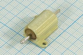 Фото 1/2 Резистор постоянный 2,7 \ 10\AXI 20,0x22,0x12,0\ \WW\2C\С5-47В\ ; № Р 2,7 \ 10\AXI 20,0x22,0x12,0\ \WW\2C\С5-47В\