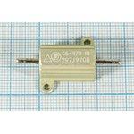 Фото 2/2 Резистор постоянный 2,7 \ 10\AXI 20,0x22,0x12,0\ \WW\2C\С5-47В\ ; № Р 2,7 \ 10\AXI 20,0x22,0x12,0\ \WW\2C\С5-47В\