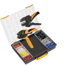Crimp-Set PZ6 Roto L, Набор инструмента для обжима (инструмент + наконечники)