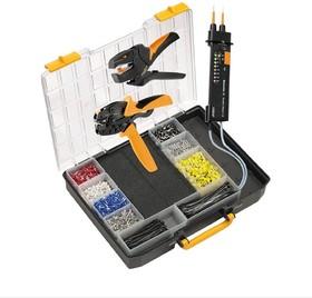Crimp-Set Combi Check 1.3 OBSOLETE, Набор инструмента для обжима (инструмент + наконечники)