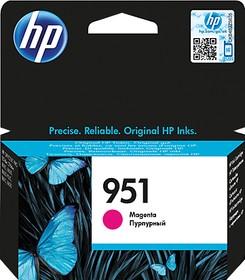Картридж HP CN051AE пурпурный