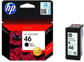 Картридж HP 46 черный [cz637ae]