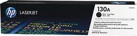 Картридж HP 130A CF350A, черный