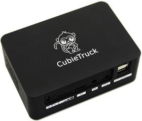 Фото 1/6 Case for Cubietruck [BLACK], Корпус для одноплатного компьютера Cubietruck