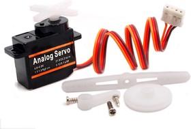Grove - Servo, Сервомотор аналоговый с Grove интерфейсом