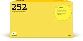 Картридж T2 TC-H252 желтый