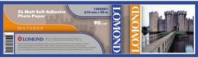 Фотобумага Lomond 1202202 914мм-20м/90г/м2/белый матовое самоклей. для струйной печати втулка:50.8мм