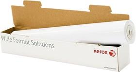 Бумага XEROX Monochrome 450L90009, для струйной печати, 100г/м2, рулон
