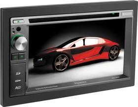 Автомагнитола PROLOGY DVS-2310, USB, SD/MMC