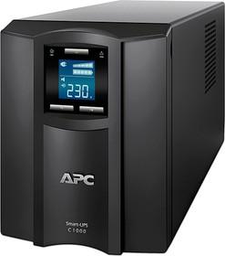 Фото 1/2 SMC1500I, Smart-UPS SC, Line-Interactive, 1500VA / 900W, Tower, IEC, LCD, USB, SmartSlot
