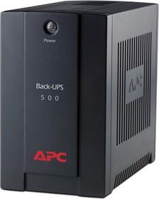 BX500CI, Back-UPS BX, Line-Interactive, 500VA / 300W, Tower, IEC