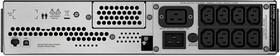 Фото 1/2 SMC3000RMI2U, Smart-UPS SC, Line-Interactive, 3000VA / 2100W, Rack, IEC, LCD, USB