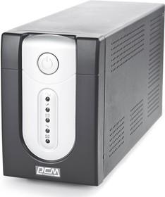 Фото 1/2 IMP-1500AP, IMPERIAL, Line-Interactive, 1500VA / 900W, Tower, IEC, USB