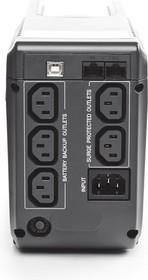 Фото 1/2 IMD-825AP, Back-UPS IMPERIAL, Line-Interactive, 825VA / 495W, Tower, IEC, LCD, USB