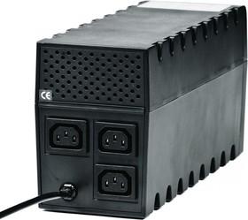Фото 1/2 RPT-800A, Raptor, Line-Interactive, 800VA / 480W, Tower, IEC