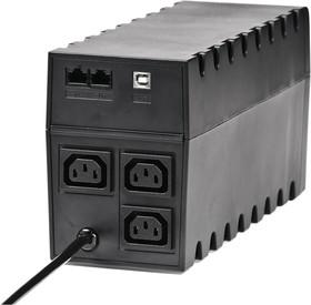 Фото 1/2 RPT-800AP USB, Raptor, Line-Interactive, 800VA / 480W, Tower, IEC, USB