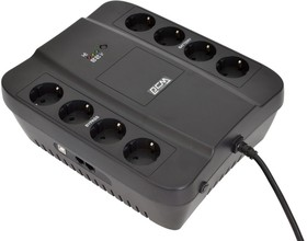 SPD-1000U, SPIDER, Line-Interactive, 1000VA / 550W, Tower, Schuko, USB