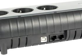 Фото 1/2 WOW-500U, Back-UPS WOW, OffLine, 500VA / 250W, Tower, Schuko, USB