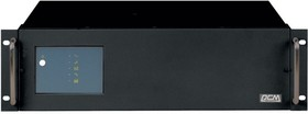 KIN-3000AP-RM3U, Smart-UPS King Pro RM, Line-Interactive, 3000VA / 1800W, Rack, IEC, Serial+USB