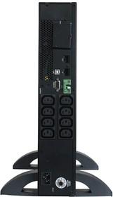 Фото 1/2 SRT-1500A, Smart-UPS SMART RT, Line-Interactive, 1500VA / 1008W, Rack/Tower, IEC, Serial+USB, SmartSlot, подкл.