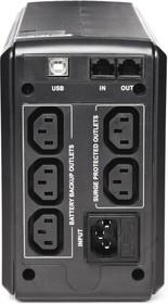 Фото 1/2 SPT-700, SMART KING PRO+, Line-Interactive, 700VA / 490W, Tower, IEC, USB