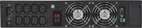 Фото 1/2 VRT-1500XL, Vanguard, On-Line, 1500VA / 1350W, Rack, IEC, LCD, Serial+USB, SmartSlot, подкл. доп. батарей