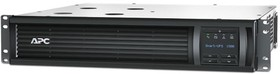 Фото 1/2 SMT1500RMI2U, Smart-UPS SMT, Line-Interactive, 1500VA / 1000W, Rack, IEC, LCD, USB, SmartSlot