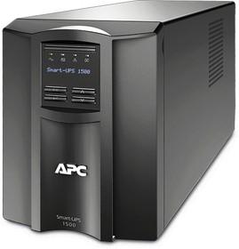Фото 1/2 SMT1500I, Smart-UPS SMT, Line-Interactive, 1500VA / 1000W, Tower, IEC, LCD, USB, SmartSlot