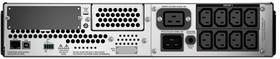 Фото 1/2 SMT3000RMI2U, Smart-UPS SMT, Line-Interactive, 3000VA / 2700W, Rack, IEC, LCD, Serial+USB