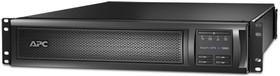 Фото 1/2 SMX3000RMHV2U, Smart-UPS SMX, Line-Interactive, 3000VA / 2700W, Rack/Tower, IEC, LCD, Serial+USB, SmartSlot, подкл.