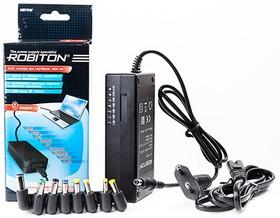 Фото 1/2 NB70W, Блок питания для ноутбуков, 12-24В, 2.9-3.5А, 70Вт +USB выход