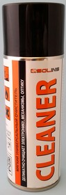 Фото 1/2 CLEANER аэрозоль, 400 мл, Очиститель спиртовой для электронного оборудования