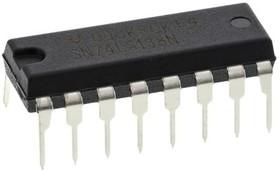 SN74LS138N, Двоичный дешифратор на 8 направлений [DIP-16]