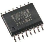 Фото 2/2 XTR110KU, Прецизионный преобразователь/ передатчик напряжение-ток [SOIC-16]