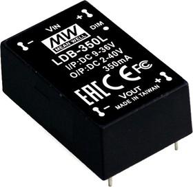 Фото 1/2 LDB-500L, DC/DC LED, блок питания для светодиодного освещения