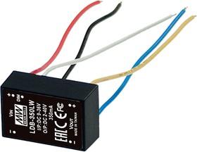 Фото 1/2 LDB-500LW, DC/DC LED, блок питания для светодиодного освещения