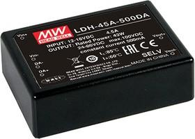 LDH-45A-350DA, DC/DC LED, блок питания для светодиодного освещения