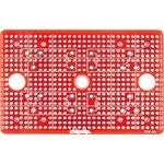 PCB mil, Печатная макетная плата 85,6x55,6, двухсторонняя с металлизацией, с крепежными отверстиями