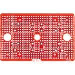PCB mil, Печатная макетная плата 85,6x55,6, двухсторонняя с металлизацией ...