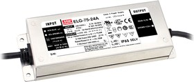 ELG-75-48DA-3Y, AC/DC LED, блок питания для светодиодного освещения