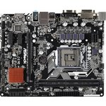 Материнская плата Asrock H110M-DVS R2.0 Soc-1151 Intel H110 ...