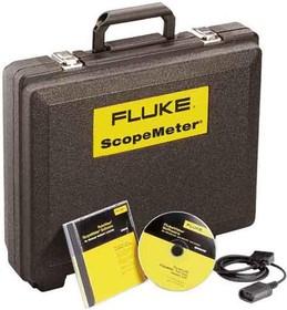 SCC290, Программное обеспечение FlukeView для серии Fluke 290 и кейс