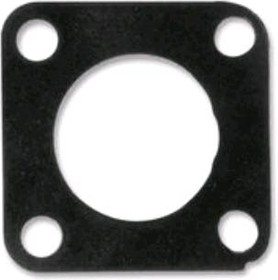 10-40450-14, SEALING GASKET, MOUNTING FLANGE, SZ14-14S, RUBBER, Накладка разъема