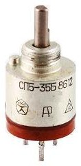 СП5-35Б 0.5 Вт 1,5 кОМ, 3-20 10%