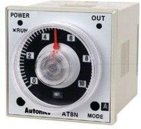 AT8N (100-240VAC; 24-240VDC), Реле времени