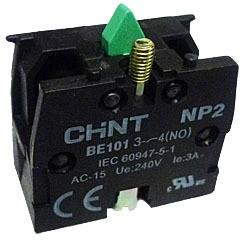 NP2-BE101, Контактный блок НО
